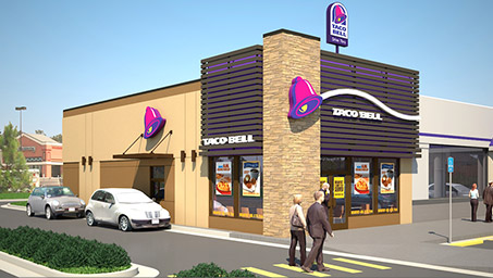 Assets & Costs For Taco Bell Fast Food Franchise